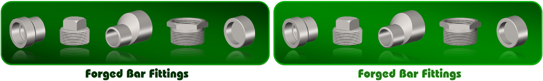 Forged Fittings: Couplings, Reducers, Unions, Plugs, and Tees