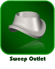 Sweep Outlet